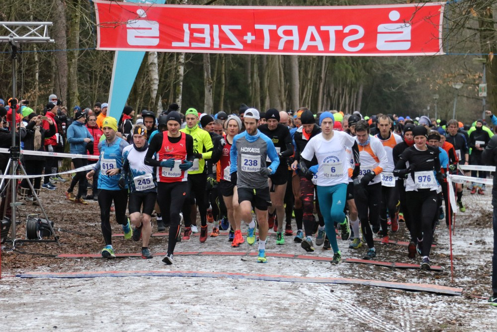 50-km-Ultramarathon des RLT Rodgau am 25.01.2020