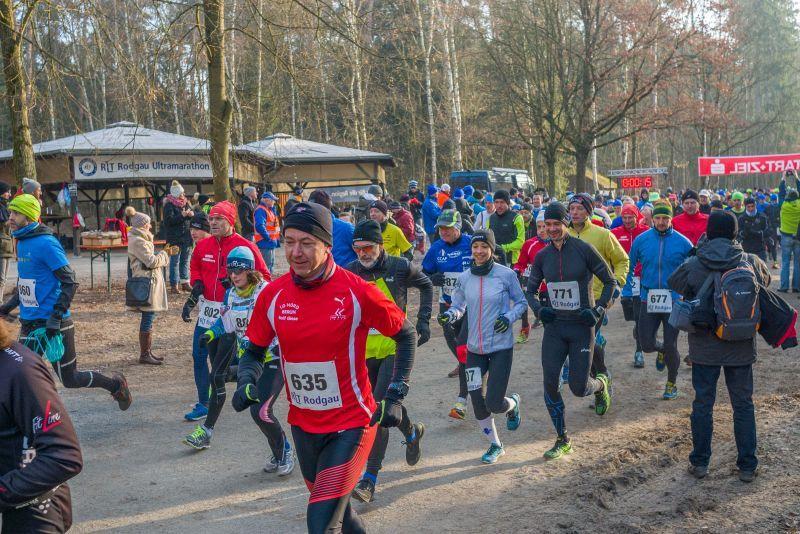 20 Jahre 50 km Ultramarathon des RLT Rodgau