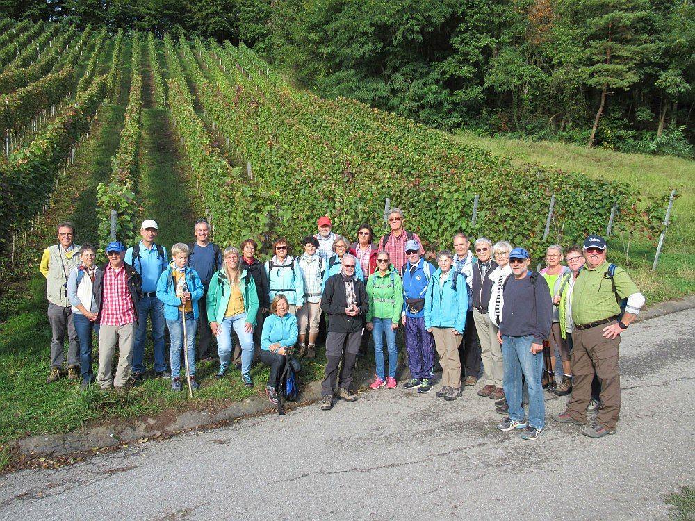 RLT Rodgau wandert am 29.09.2019 im Elsavatal