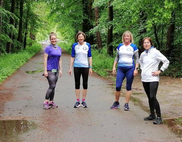 RLT Rodgau gewinnt Seligenstädter Marathonstaffel