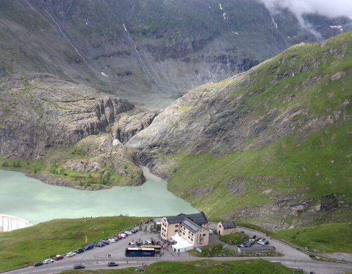Wo die Gletscher schmelzen und der Enzian blüht